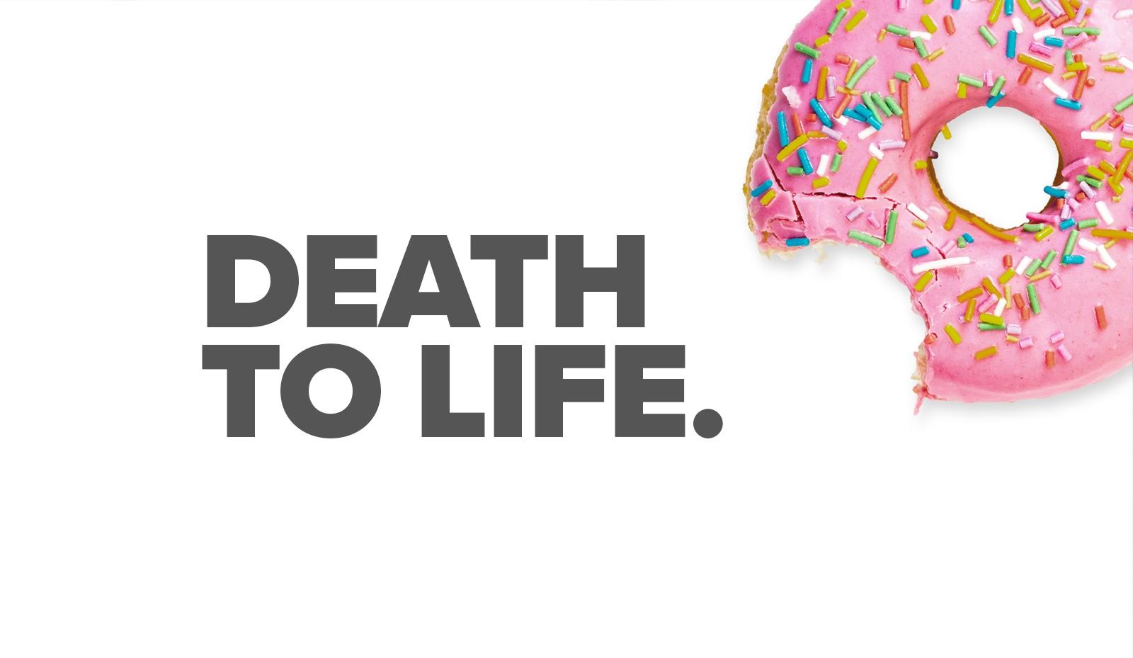 Storybites: Death to Life